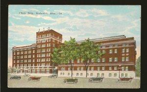 USA Postmark 1925 Rochester Minn Clinic Building Rochester Color Postcard