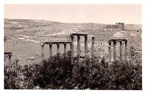 Holyland 1966 Pillars Israel Writing on back