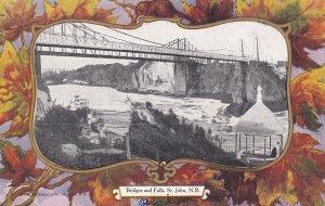 ST. JOHN , New Brunswick , Canada , 00-10s ; Bridges & Falls