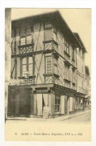 Vieille Maison Engalbert, XVI, Albi (Tarn), France, 1900-1910s