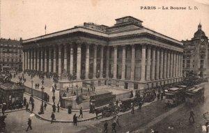 La Bourse,Paris,France BIN