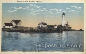 Boston light, Mass, USA Massachusetts USA, Light House, Houses Lighthouse, Li...