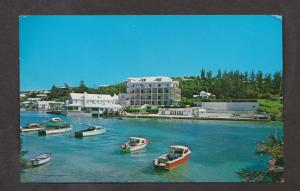 Coral Island Hotel, Harrington Sound, Bermuda - Used