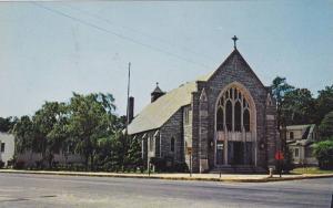 Exterior, St. Edmond's R.C.Church, Rehoboth Beach, Delaware, 1940-1960s