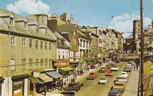 Rue de la Fabrique , Quebec , Canada , 40-60s