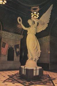 Connecticut Hartford Genius Of Connecticut Statue