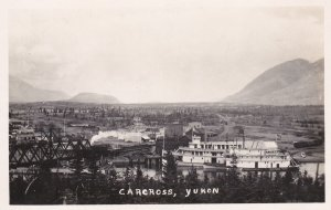 RP; CARCROSS, Yukon Territory, Canada, 10-30s ; Steamship