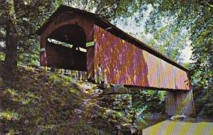 Missouri Sedalia Old Covered Bridge