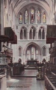 DUBLIN, Ireland, 1900-1910s; St. Patrick's Cathedral