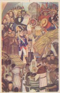 La Reforma, Bautizo De Los Indios, The Reform, Baptism Of The Indians, Palaci...