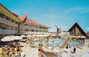 The Castaways Motel With Pool Miami Beach Florida