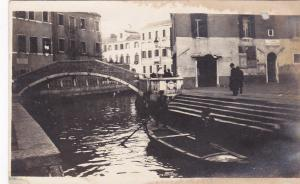 RP: Canal view , FLORENCE , Italy , 00-10s; PU later in 1979