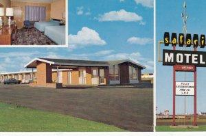 SWIFT CURRENT , Saskatchewan, 50-60s; Safari Inn Motel
