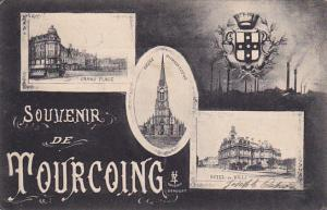 TOURCOING , Nord , France , PU-1908
