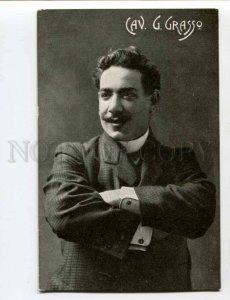 402451 Giovanni GRASSO Italian stage FILM actor Vintage PC