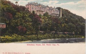 PENNSYLVANIA, 1900-1910's; Kittatinny House, Del. Water Gap