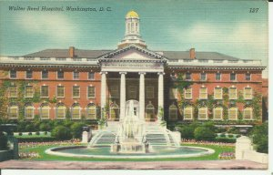 Washington, D.C., Walter Reed Hospital 127