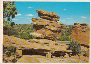 Balanced Rock Gardens Of The Gods Colorado Spring Colorado