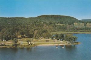 Hide-A-Way Camping Park, Nesbitt's Lake, Rupert, Quebec, Canada, 40-60´s