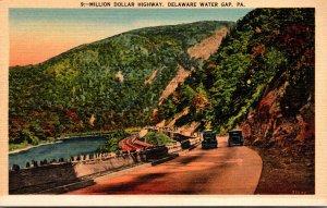 Pennsylvania Delaware Water Gap Million Dollar Highway