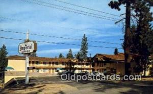 Imperial Lodge, South Lake Tahoe, CA, USA Motel Hotel Postcard Post Card Old ...