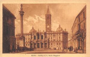 Italy Roma - Basilica di S. Maria Maggiore
