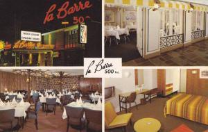 4-views, La Barre 500 Inc. Motel, Cite Jacques-Cartier, Quebec, Canada,   40-60s