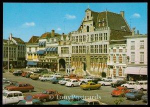 Bergen Op Zoom/Holland - Markt met Stadhuis