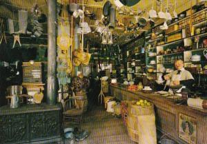 Canada British Columbia Barkerville General Store