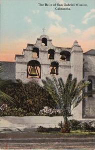 California Bells Of The San Gabriel Mission