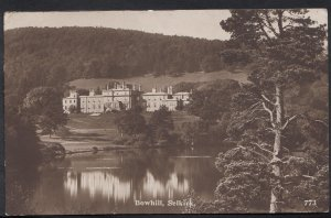 Scotland Postcard - Bowhill, Selkirk    A5698