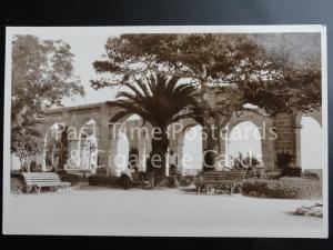 Old RPPC Malta: Barraca Gardens