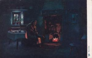 Tucks Teatime 1904 Firelight Effects Series