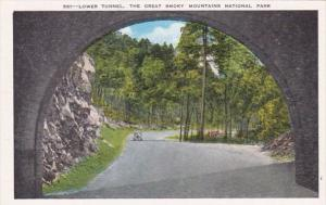 Smoky Mountains National Park Lower Tunnel
