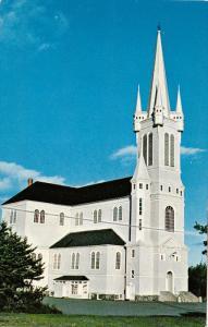 St. Mary's Roman Catholic Church,Wooden Church, Church Point, Nova Scotia, Ca...