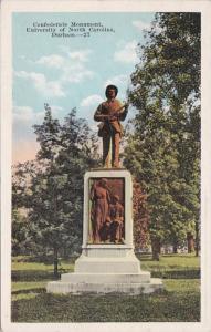 North Carolina Durham Condeferate Monument University Of North Carolina