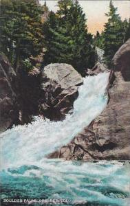 Colorado Boulder Boulder Falls