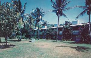 ANTIGUA, W.I., PU-1974; Anchorage Hotel, Dickerson Bay