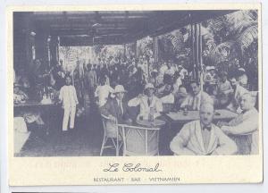 Le Colonial Vietnamese Restaurant Philadelphia PA Advert