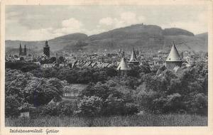 Reichsbauernstadt Goslar Gesamtansicht Towers Panorama