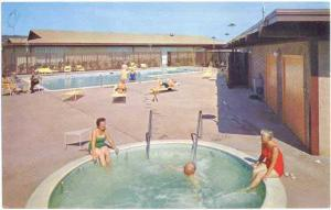 Hydrotherapy Pool, Walnut creek Manor, walnut Creek CA, Pre-zip Code Chrome