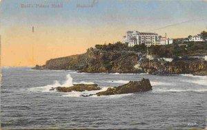 Reid's Palace Hotel Madeira Portugal 1910c postcard