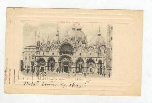 Basilica di S. Marco, Venezia, Italy, PU-1900-10s