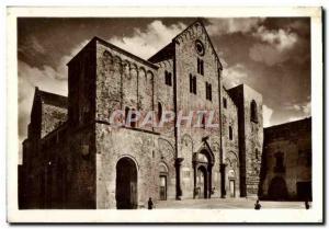 Modern Postcard Basilica di Bari's Nicola