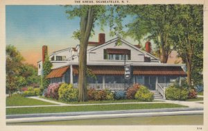 SKANEATELES, New York, 1941; The Krebs