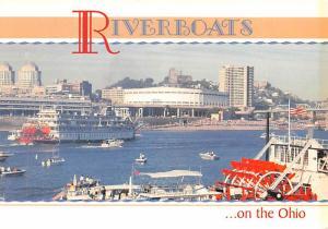 River Boats - Ohio