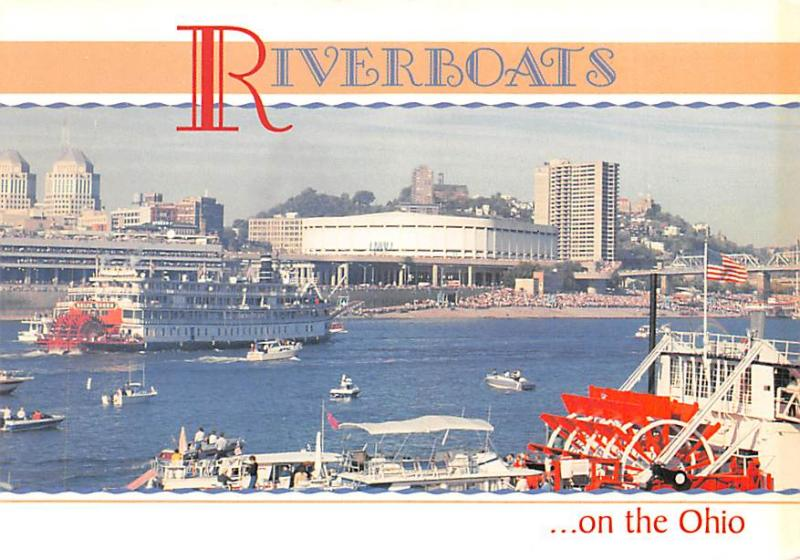 Ohio - River Boats
