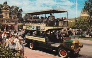 Disneyland Doubledecker Omnibus 1963
