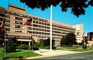 Wisconsin Madison The William S Middleton Memorial Veterans Hospital