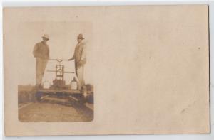 RPPC, Railroad Hand Car